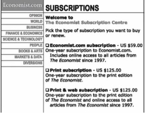 3 subscriptions